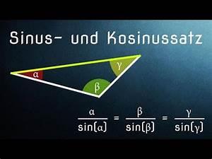 Sin Cos Tan Winkel Berechnen : kosinussatz herleitung anwendung sinus und kosinus allgemeines dreieck youtube ~ Themetempest.com Abrechnung