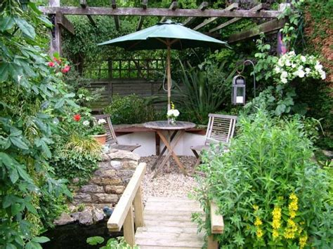 petit jardin id 233 es pour un joli petit espace