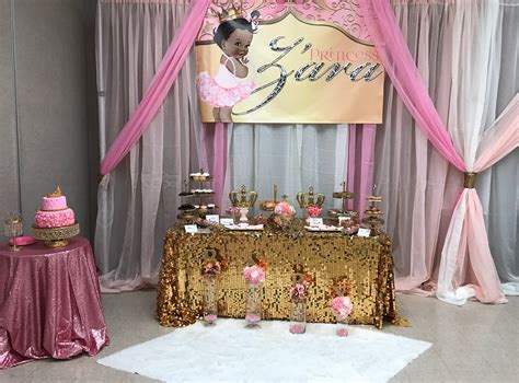 Royal Princess Baby Shower  43017  My Party Queen