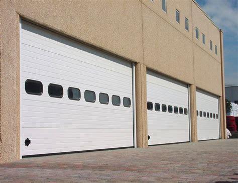 porte sezionali industriali chiusura sezionale industriale secura