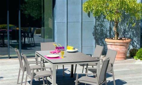Table Salon De Jardin Gamm Vert