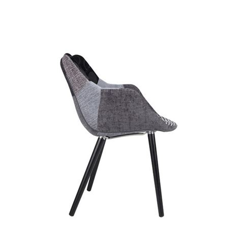 chaise zuiver chaise lounge eleven patchwork zuiver