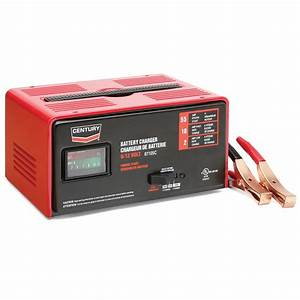 Century Manual Battery Charger At Lowes Com