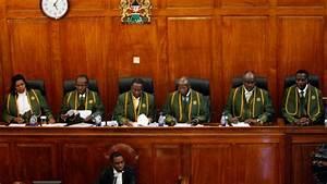 Kenya's Supreme Court upholds presidential election ...