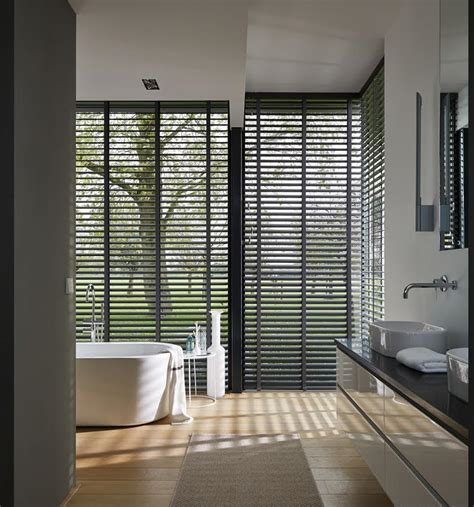 Modern Blinds by Exquisite Contemporary Blinds For Large Windows Camer Design