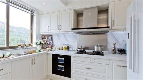 U Shaped Kitchen Layout Ideas - small u shaped kitchen cabinet designs