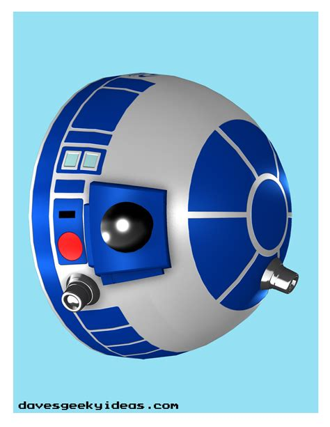 R2d2 Printable Template by Wars R2 D2 Template Search Wars