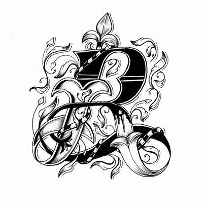 Letters Alphabet Letter Lettering Hand Drawn Typography
