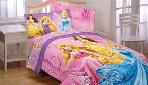 disney princesses full bed sheet set pc sparkling