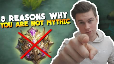 8 Things You Are Doing Wrong In Mobile Legends! (tips