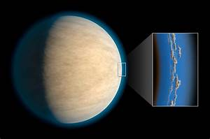 Cloudy days on exoplanets may hide atmospheric water ...
