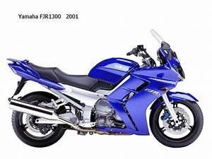 Yamaha Fjr1300 Service Repair Manual 2001
