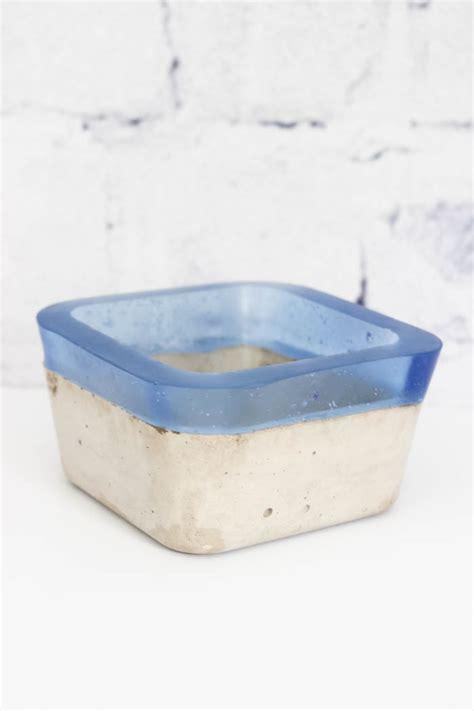 diy concrete  resin planter resin crafts