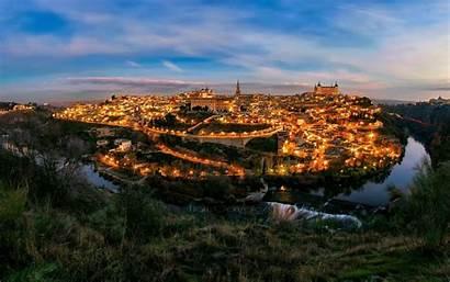 Toledo Spain Pantalla Fondo Fondos Alphacoders