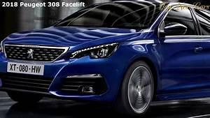 Peugeot 308 Diesel : 2018 peugeot 308 facelift brings new diesel 8 speed auto 1080q youtube ~ Medecine-chirurgie-esthetiques.com Avis de Voitures