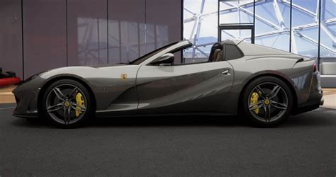So ferrari has gone and found an extra 600 rpm for this new model. 2021 Ferrari 812 GTS in Bologna, Italy for sale (11030483)