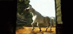 Happy Dance GIF - Horse Shrek - Discover & Share GIFs