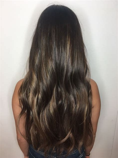 Light Brown Hair Tones by Best 25 Subtle Balayage Ideas On Subtle