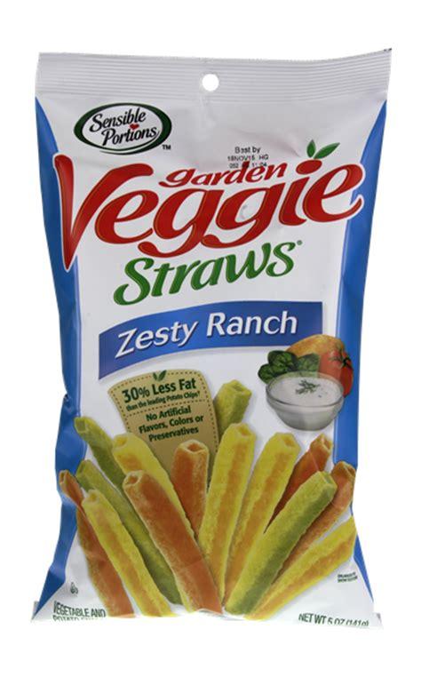 garden veggie straws sensible portions garden veggie straws zesty ranch hy