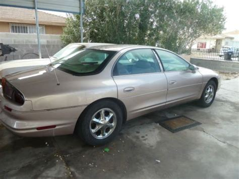 old cars and repair manuals free 1999 oldsmobile alero user handbook purchase used 1999 oldsmobile aurora 4 dr v8 for parts or repair in las vegas nevada united states