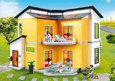 Images for extension maison moderne playmobil 5574 ...