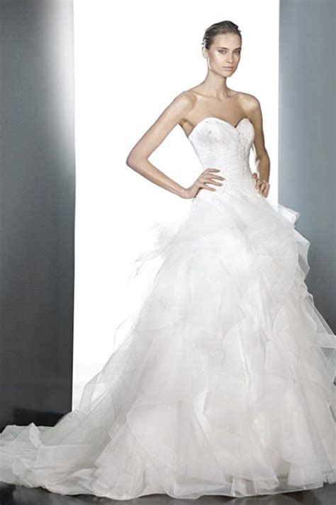 wedding dresses for 47 best pronovias the bridal collection images on 4652