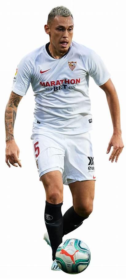 Lucas Ocampos Render Sevilla Footyrenders Football