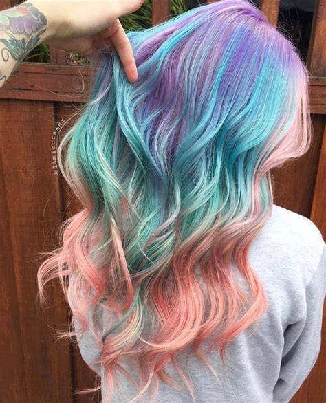 Pin By Abby On Hair And Stuff Dyed Hair Hair Styles Hair