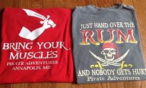 Pirate Quotes a... Pirate Shirt Quotes