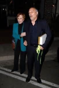Brian Miller Carol Burnett and Husband
