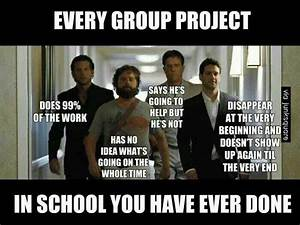 Teacher Meme - Students on Group Projects | Faculty ...