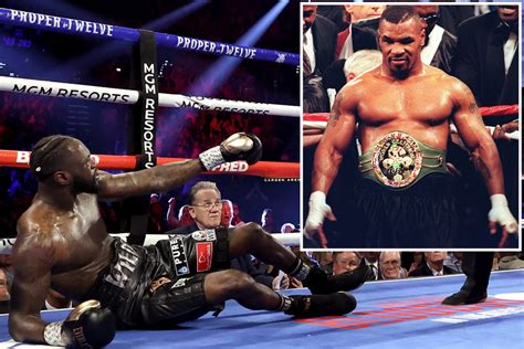 Deontay Wilder said he would 'kick the hell' out of prime ...