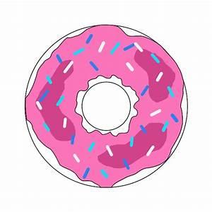 Donut Clipart - ClipartXtras
