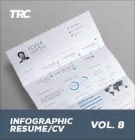 Clean Infographic Resume Vol 2 Cover Letter by Infographic Resume Vol 2 By Paolo6180 Graphicriver