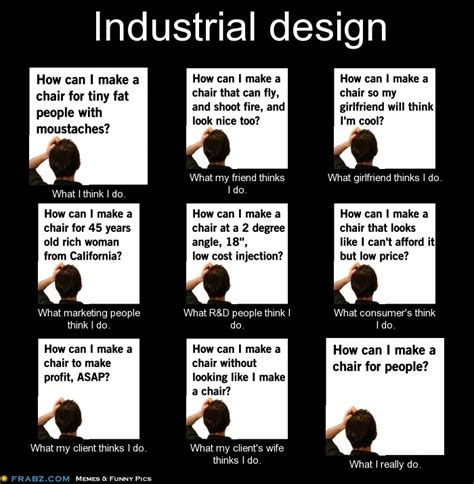 Industrial Design Le by Industrial Design What Think I Do What I Really