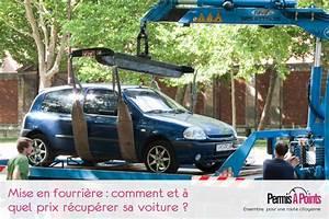 Mise En Fourrière : dossier pratique sur la fourri re comment et quel prix r cup rer sa voiture ~ Gottalentnigeria.com Avis de Voitures