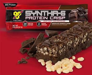 Syntha 6 Protein Crisp Review  Chocolate Crunch   U2014 Best Tasting Protein Bars