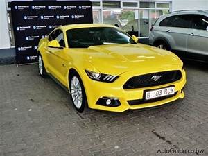 Used Ford Mustang GT   2016 Mustang GT for sale   Gaborone Ford Mustang GT sales   Ford Mustang ...
