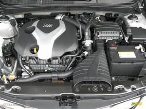 2012 Hyundai Sonata Limited 2 0t 2 0 Liter Gdi