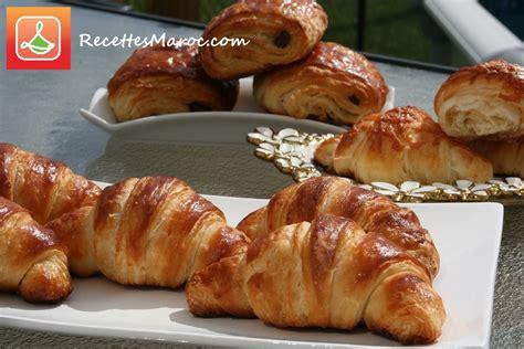 recette pate a croissant recette p 226 te 224 croissant recettes maroc
