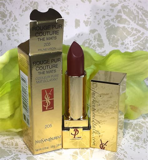 Ysl Pur Couture The Mats - ysl pur couture the mats 206 and 205 review and