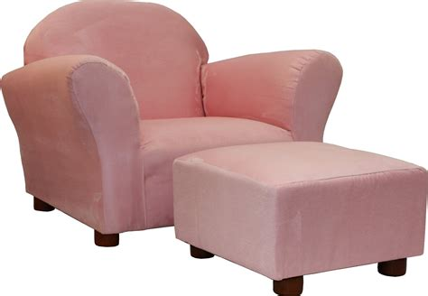 total fab toddler chair and ottoman sets