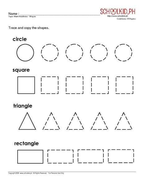 kindergarten readiness worksheets number worksheets