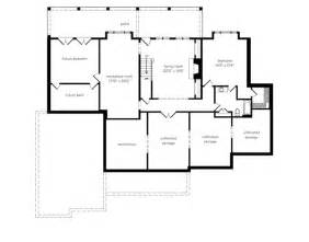 Craftsman Style House Floor Plans