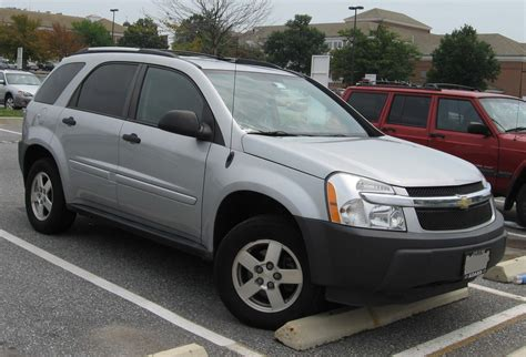 2005 Chevrolet Equinox  Information And Photos Momentcar