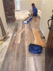 coretec plus blackstone oak rustic vinyl flooring by stephen flooring design