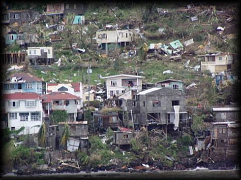 Hurricane Ivan~ Media Pictures: Grenada