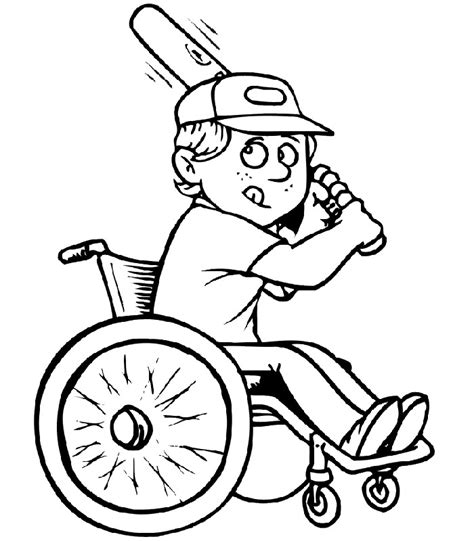 athletes coloring pages   print