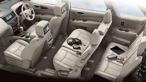 2015 Nissan Pathfinder Exterior Interior Price Suvs
