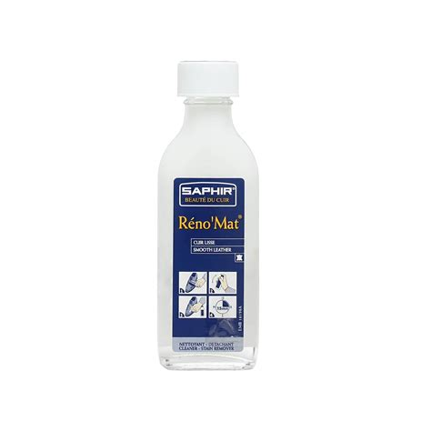 saphir renomat stain remover for shoes